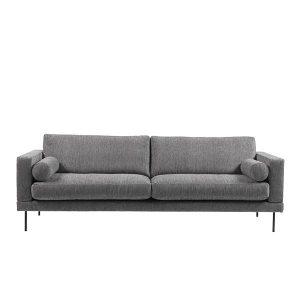 Brunstad Teo 3 pers. sofa - stof