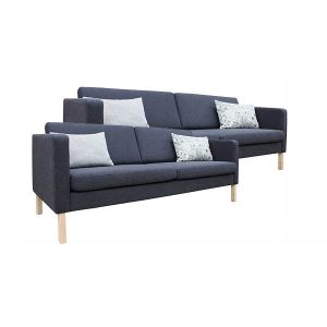 Stouby Bace sofa 2+3 pers. med MainLine stof