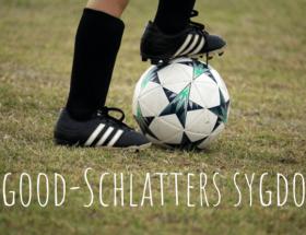 Osgood-Schlatters sygdom