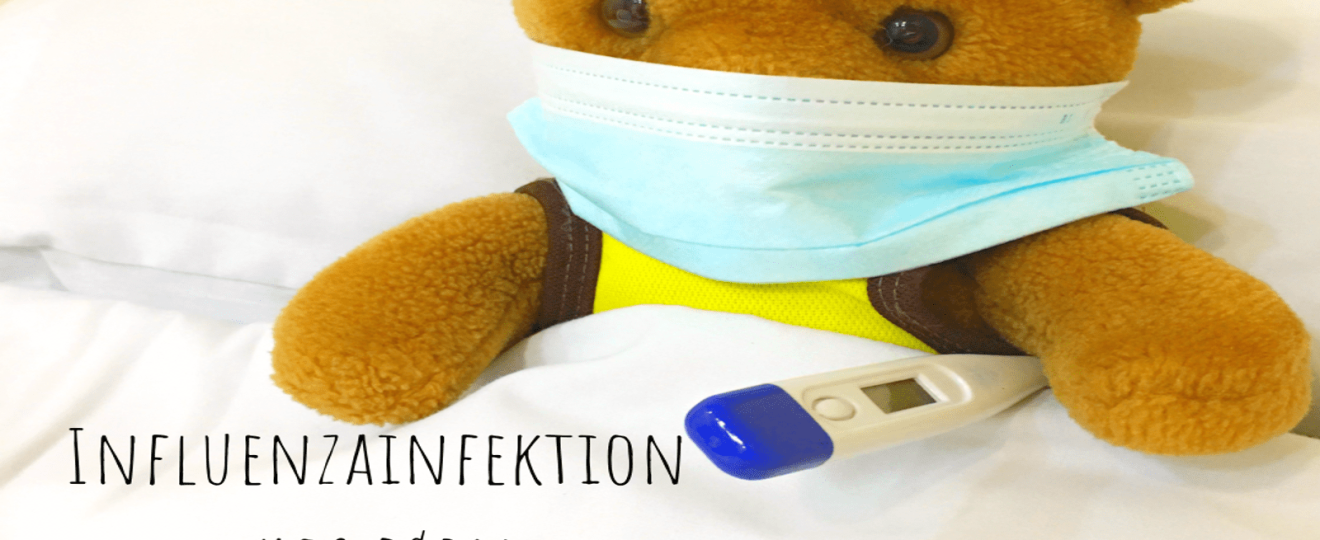 Influenzainfektion hos børn