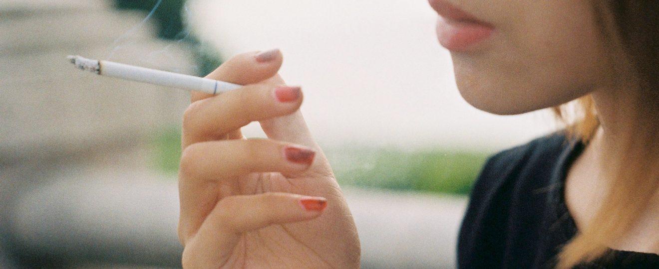 Rygning i graviditeten