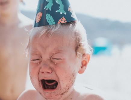 Gråd hos spædbørn