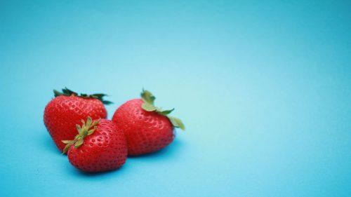 Medfødte røde pletter; storkebid og jordbærmærker
