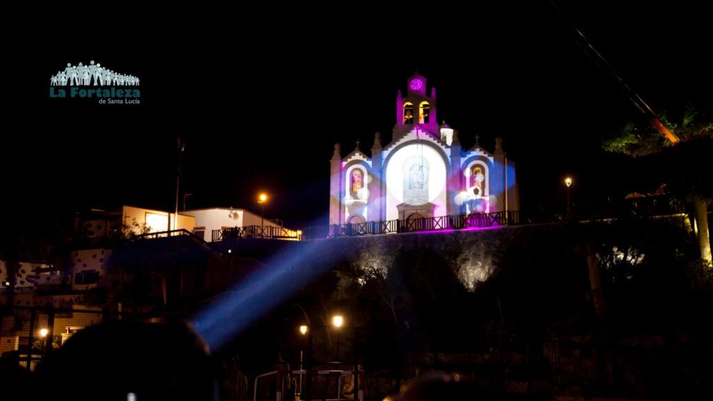 luces santa 2