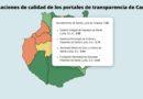 El Índice de Transparencia del Ayuntamiento de Santa Lucía supera el Notable