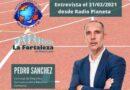 Entrevista el 31/03/2021 desde Radio Planeta GC a Pedro Sanchez Concejal de Deportes , Comunicación y Recursos Humanos.