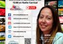 Entrevista realizada el 22/04/2021 a las 12:00 en Radio Carrizal a Ana Mayor Concejala de Juventud, Turismo, Transparencia y Litoral.