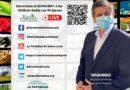 """Entrevista el 22/04/2021 a las 10:30 en el programa """"La Caldera"""" de Radio Las Tirajanas a Santiago Rodríguez Alcalde de Santa Lucía de Tirajana"""