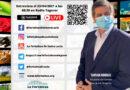 Entrevista el 23/04/2021 a las 08:30 en Radio Tagoror a Santiago Rodríguez Alcalde de Santa Lucía de Tirajana