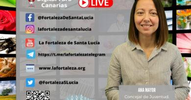 Entrevista el 28/04/2021 a las 16:30 en Radio Faro a Ana Mayor Concejala de Turismo, juventud, transparencia y Litoral.
