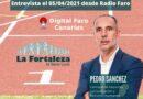 Entrevista realizada el 05/04/2021 desde Radio Faro a Don Pedro Sanchez .