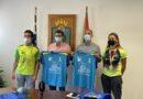 Visita de nuestros Campeones de España, Andrea Monroy y Oliver Rodríguez , del Club Deportivo Chikillos de Vecindario Escuela de Atletismo.