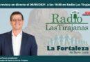 Entrevista el 9 de septiembre de 2021 a las 10:00, desde Radio Las Tirajanas, Santiago Rodríguez Alcalde de Santa Lucía de Tirajana.
