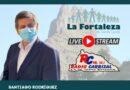 Entrevista el 21/10/2021 a las 12:00 desde Radio Carrizal a Santiago rodríguez 1º Teniente Alcalde de Santa Lucía de Tirajana.