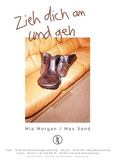 ZIEH DICH AN UND GEH - Mia Morgan, Max Sand