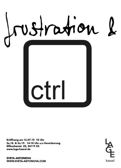 FRUSRTRATION & CTRL