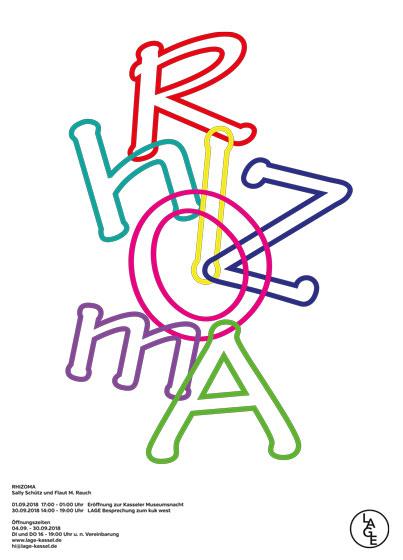 RHIZOMA - Flaut M. Rauch, Sally Schütz, Andreas Schütz