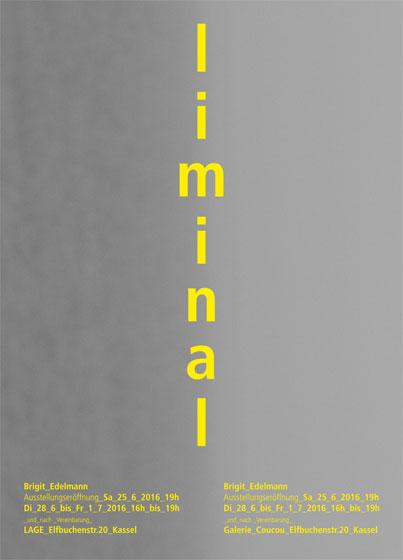 LIMINAL - Brigit Edelmann