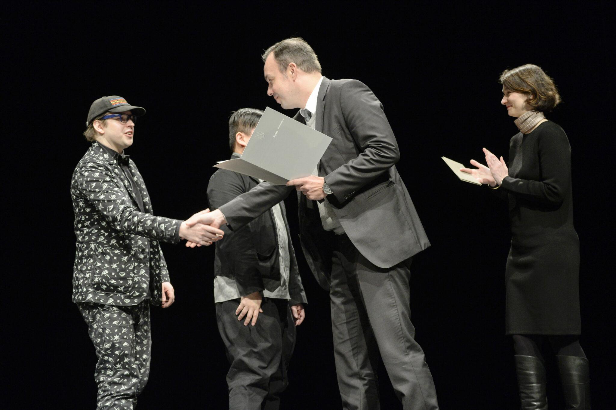 Kulturförderpreis der Stadt Kassel 2017 Staatstheater Kassel 03.12.2017 Foto © N. Klinger