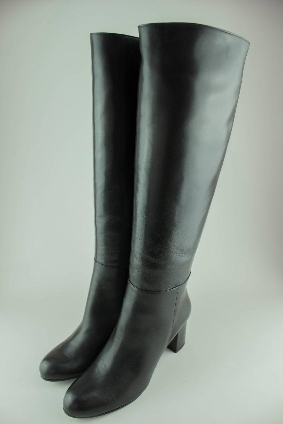 Alberto Zago Black boots