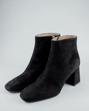 Pollini, black ankle boots