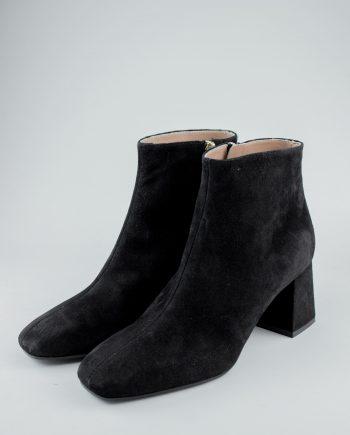 Pollini, black ankle boots