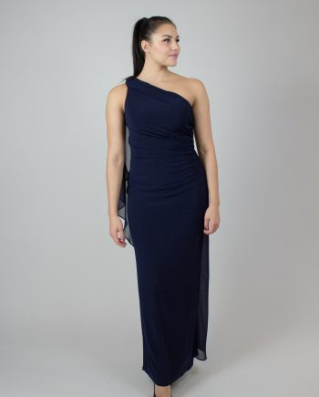 FRANK LYMAN Long evening dress