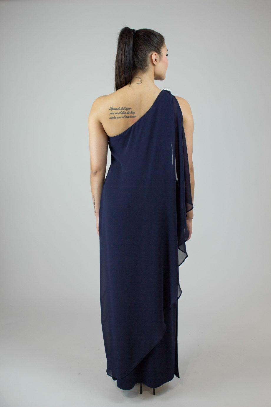FRANK LYMAN Long evening dress