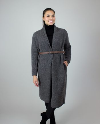 Fabiana Filippi long cardigan