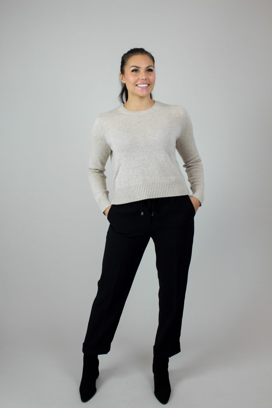 SEVENTY Loose fit trousers