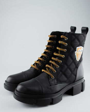 POLLINI military boots