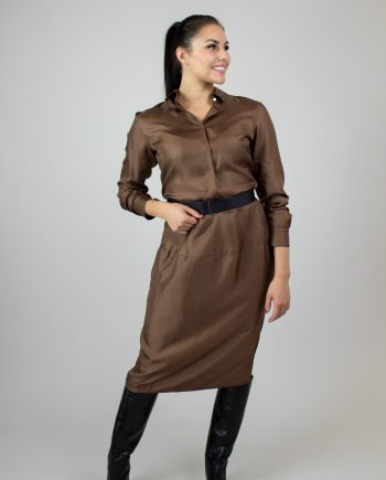 Elise Gug Twill dress