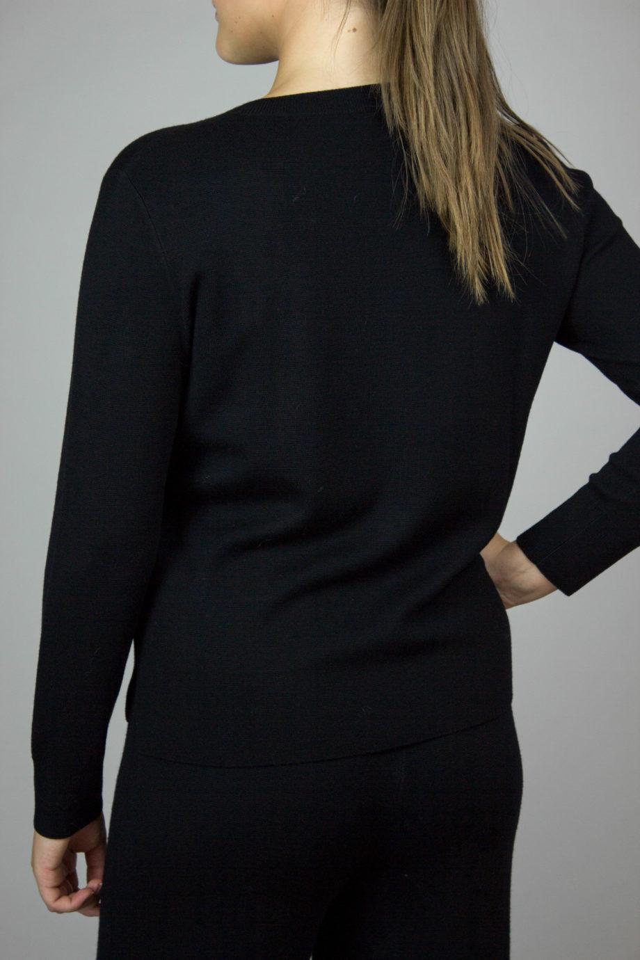 ALLUDE black sweater