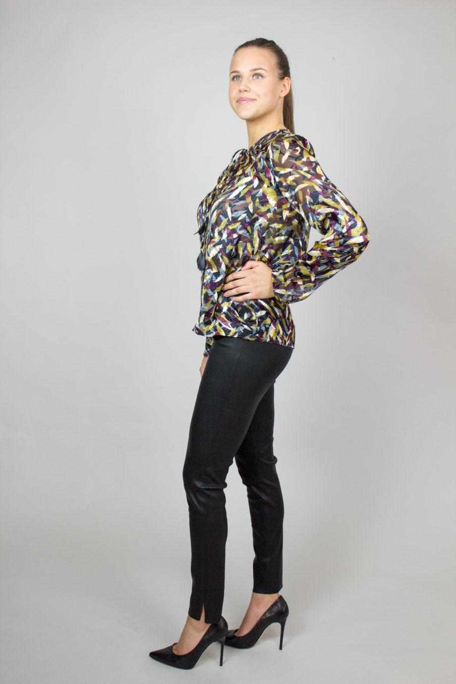 Kristina ti silk blouse