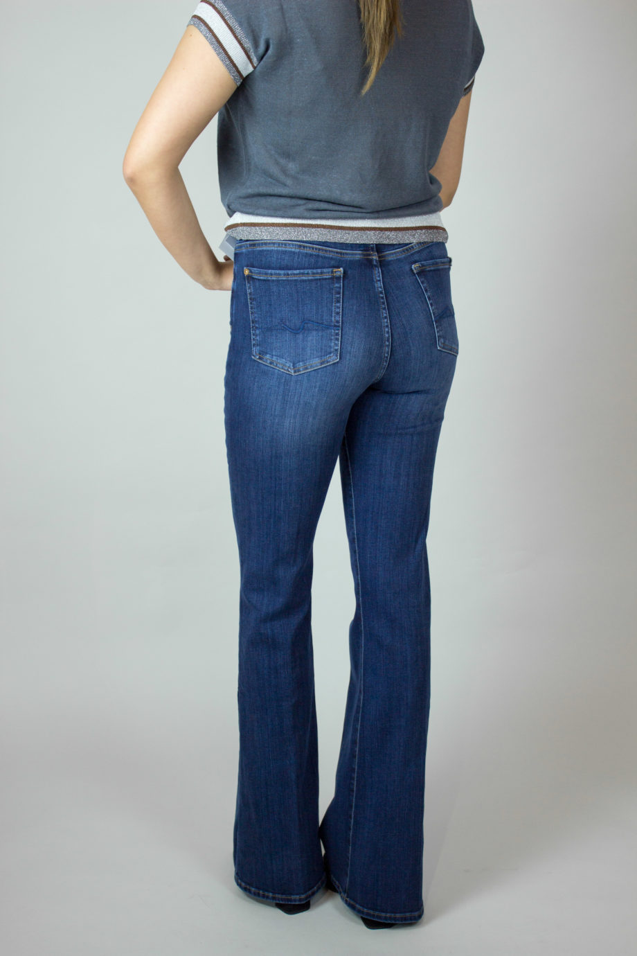 7 FOR ALL MANDIKND Lisha jeans
