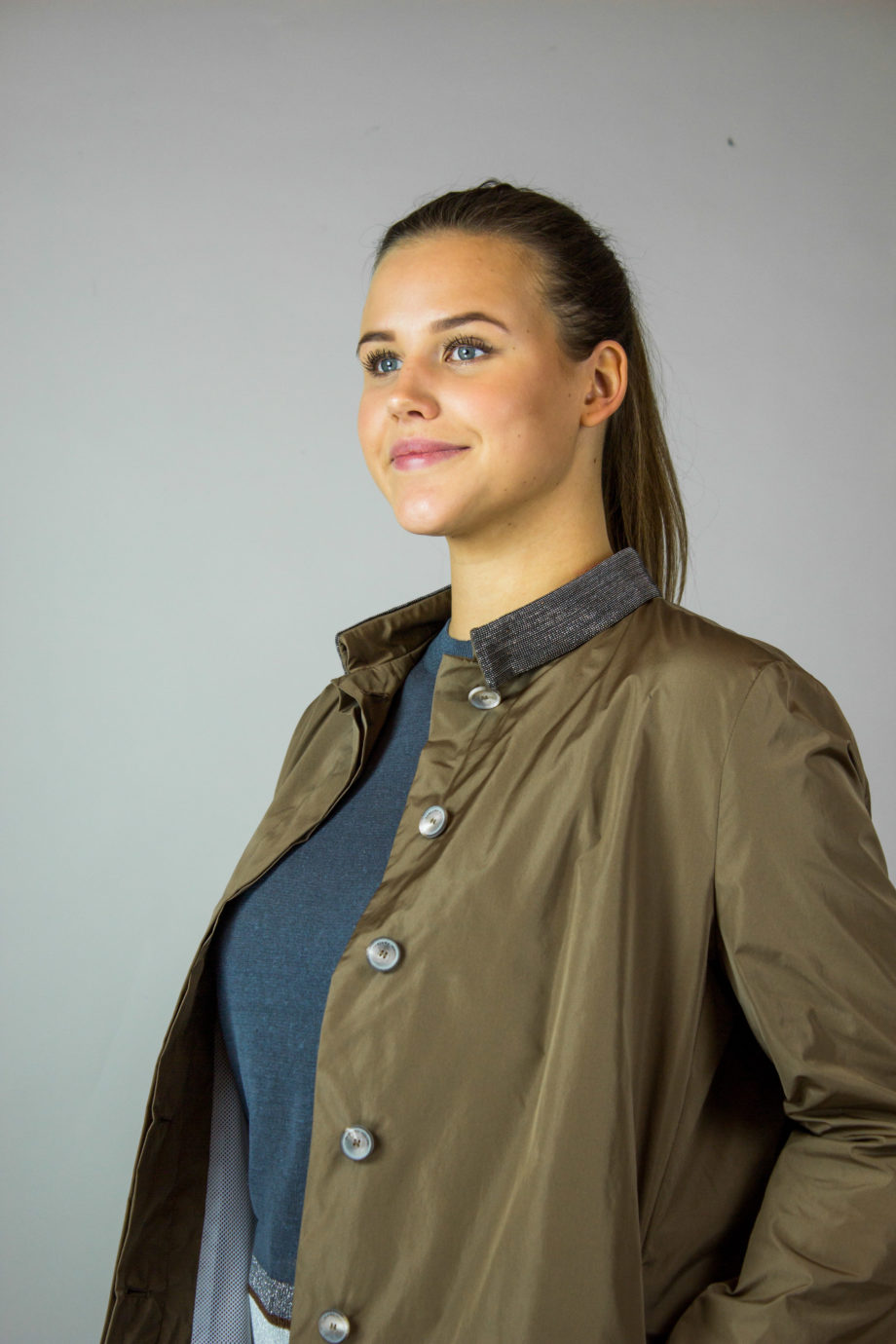 FABIANA FILIPPI Trench coat