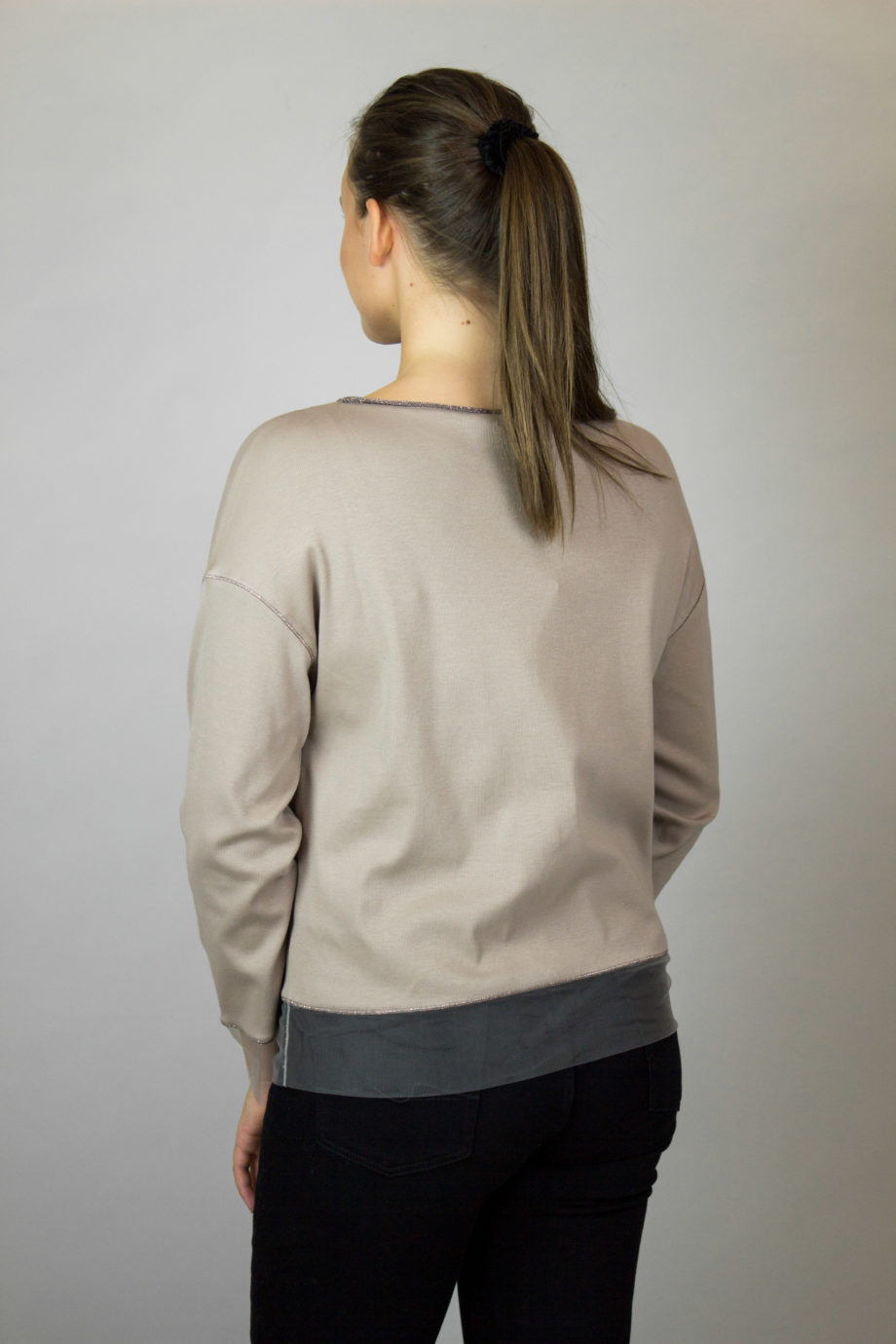 FABIANA FILIPPI Long sleeve T-shirt