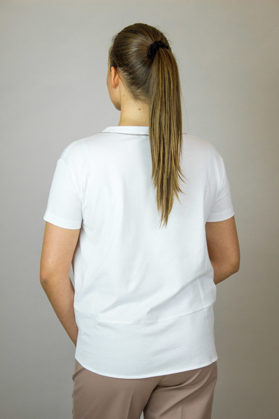 FABIANA FILIPPI white t-shirt
