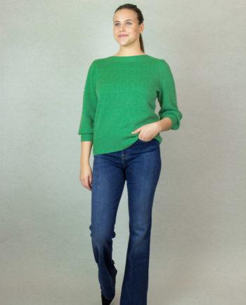 FTC Asparagus sweater