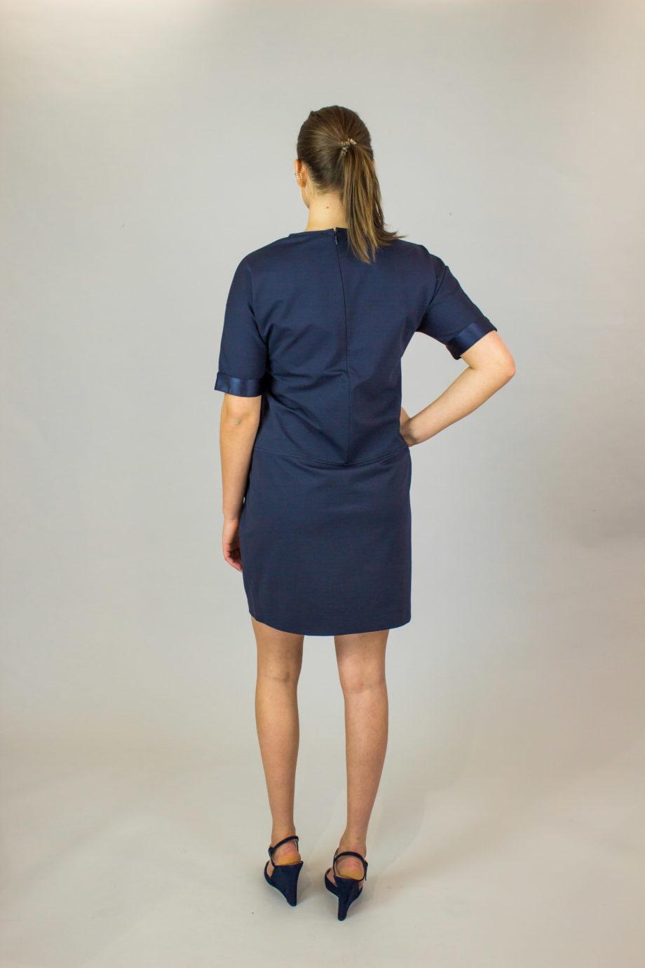 FABIANA FILIPPI Navy blue dress