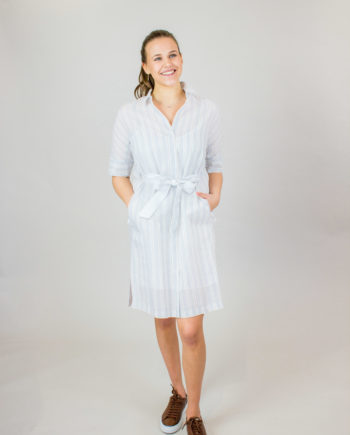 FABIANA FILIPPI Stripe dress