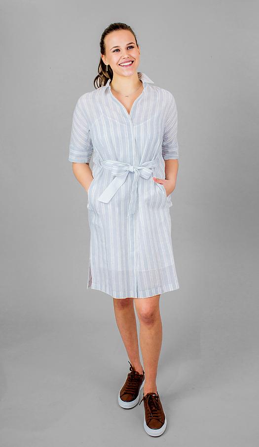 FABIANA FILIPPI Stripes dress
