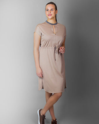 Fabiana Filippi camel dress
