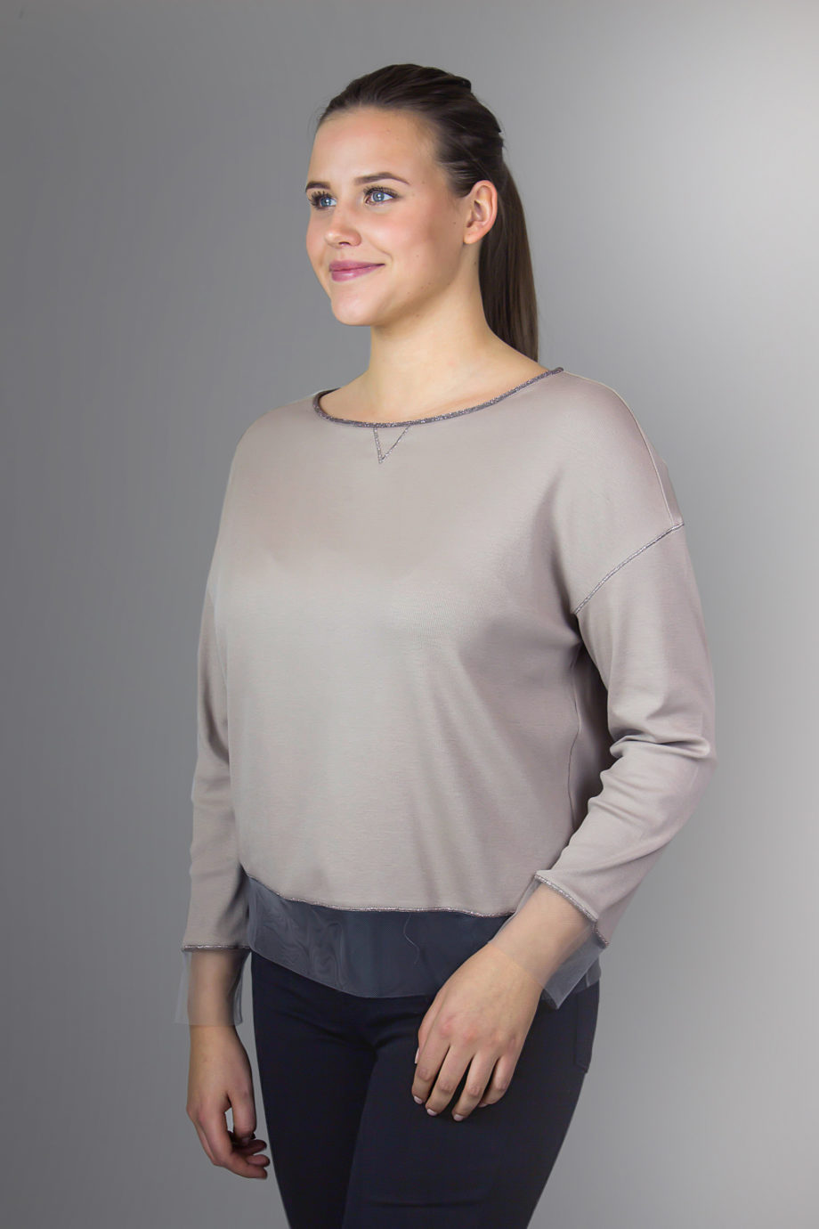 FABIANA FILIPPI Long sleeve shirt