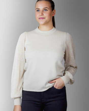 FTC Oatmeal sweater