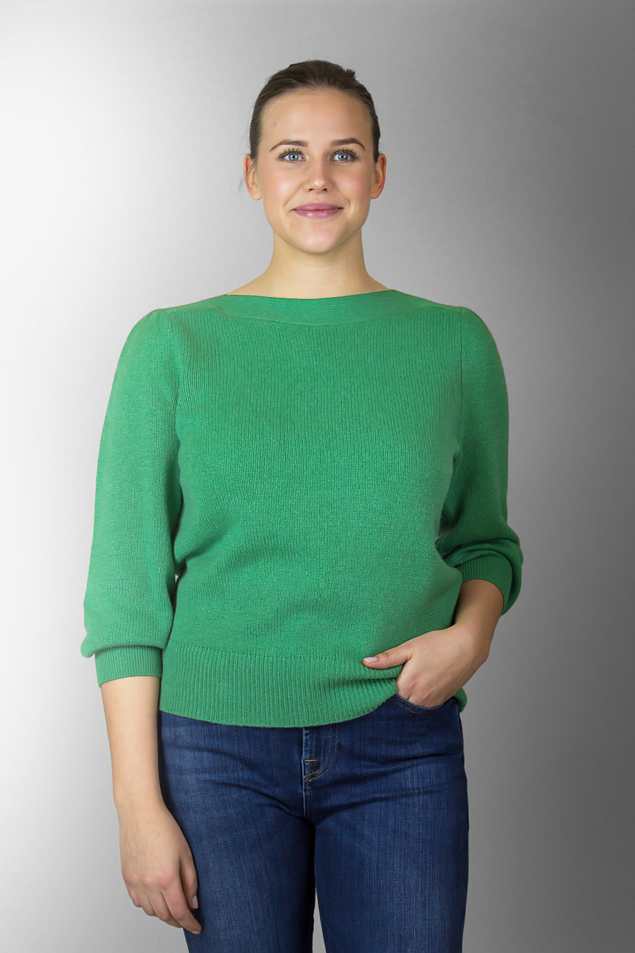 FTC Asparagus sweater