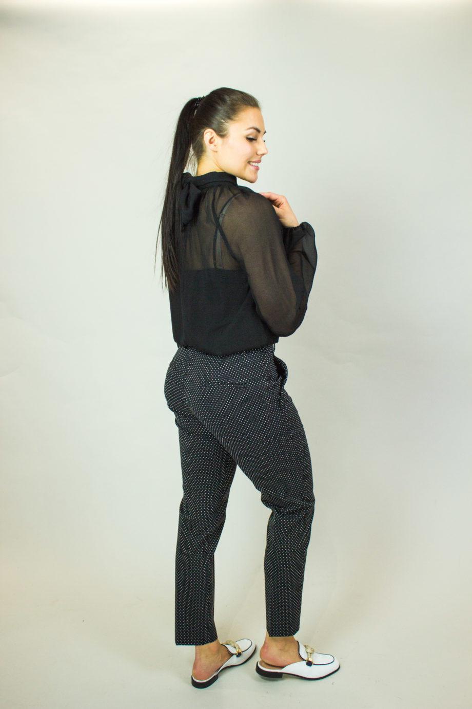 FABIANA FILIPPI Black blouse
