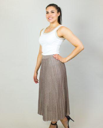 FABIANA FILIPPI Glitter skirt
