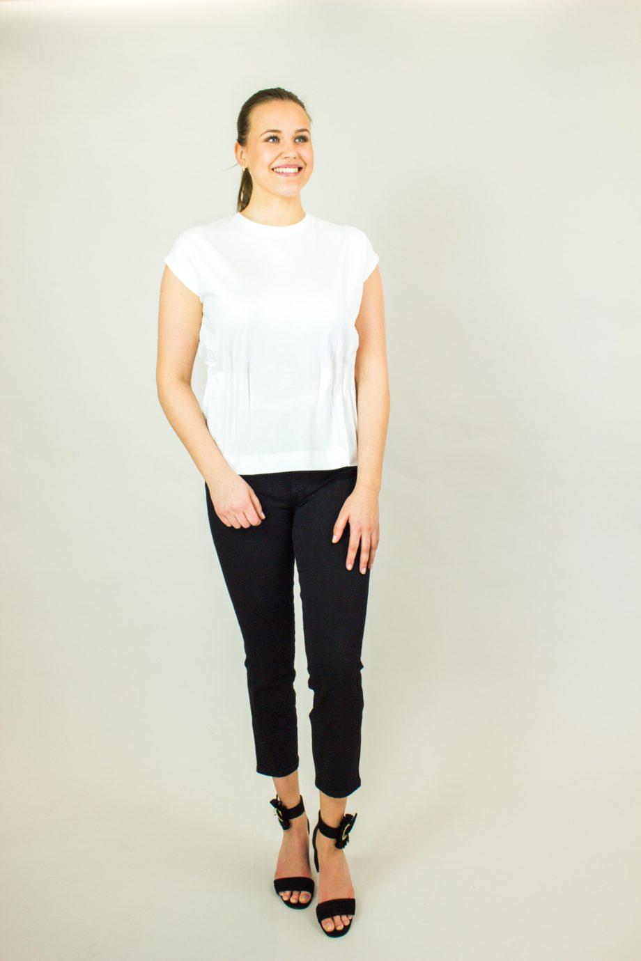 HERNO White T-shirt