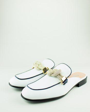 POLLINI White slippers